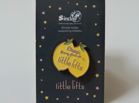 Lemon Pin – Sinclair