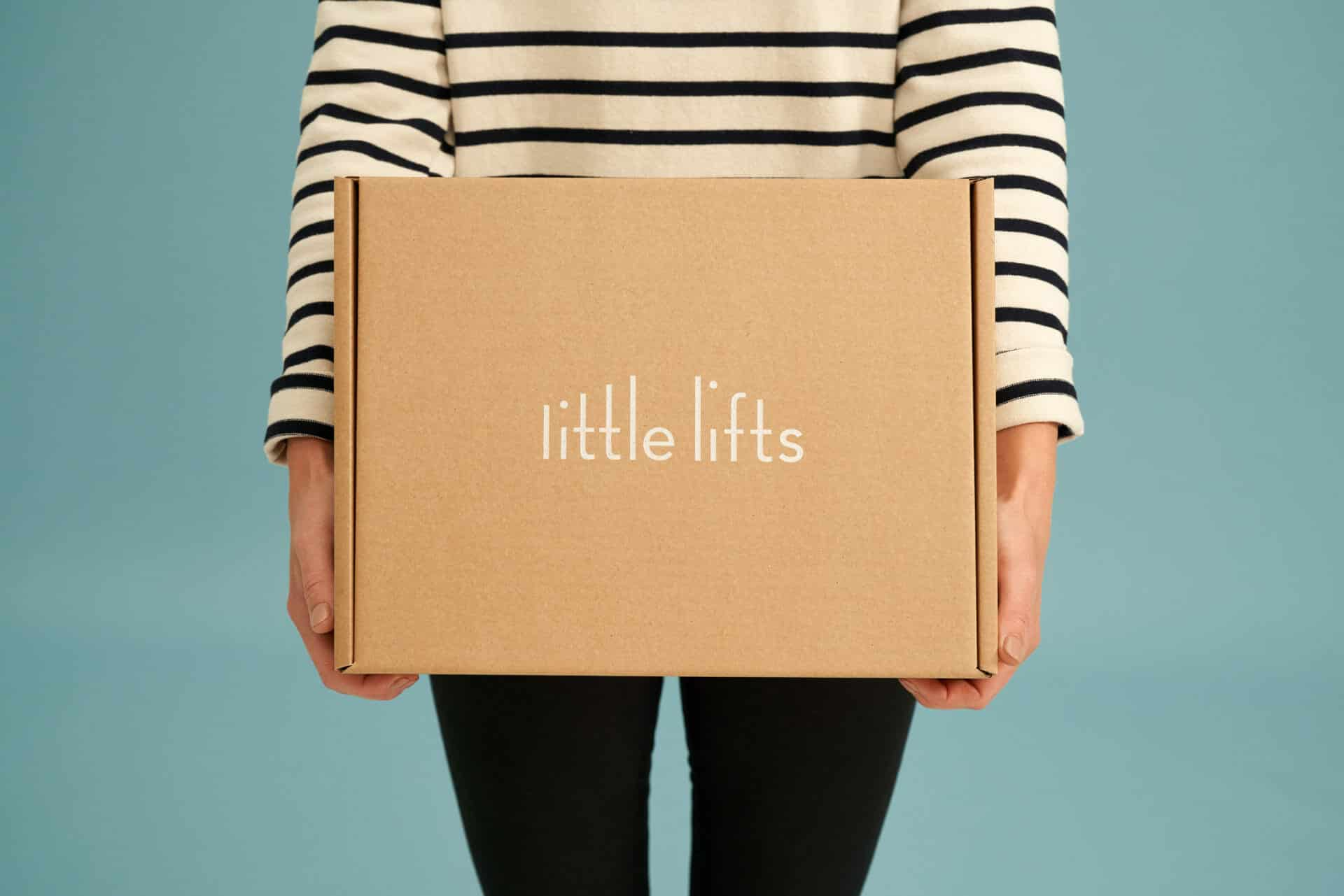 Our signature littlelifts box